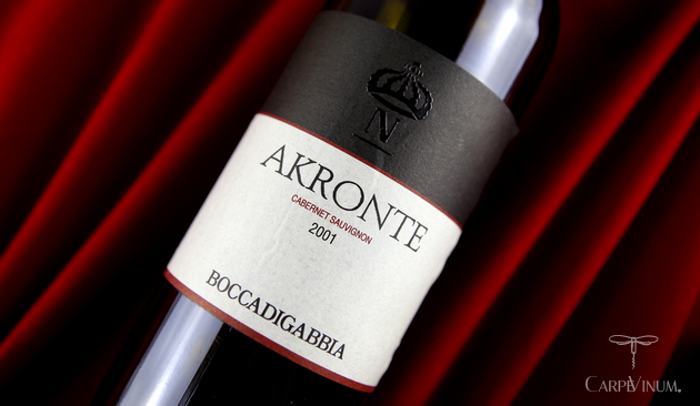 Akronte 2001 cover