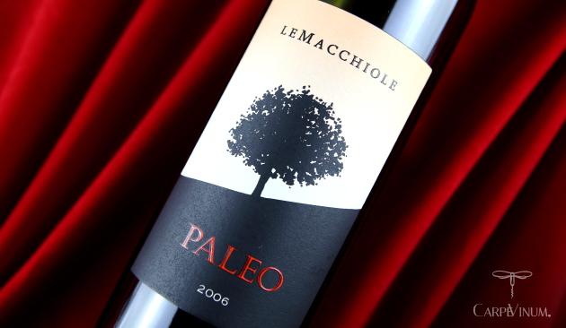 Le Macchiole - Paleo 2006_cover