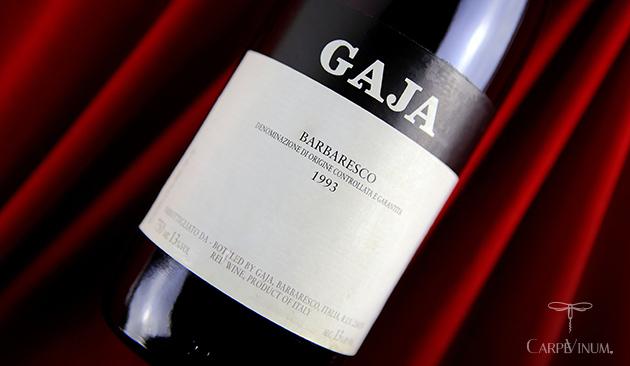 Barbaresco Gaja 1993