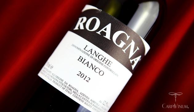 Roagna Langhe Bianco 2012