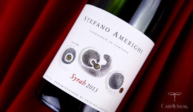 Sirah Stefano Amerighi 2013 cover
