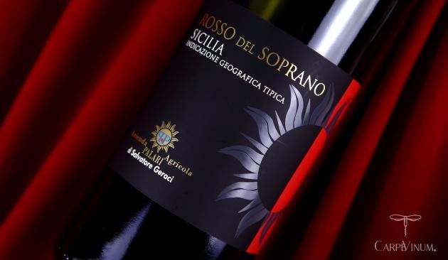 Rosso del Soprano 2011 cover