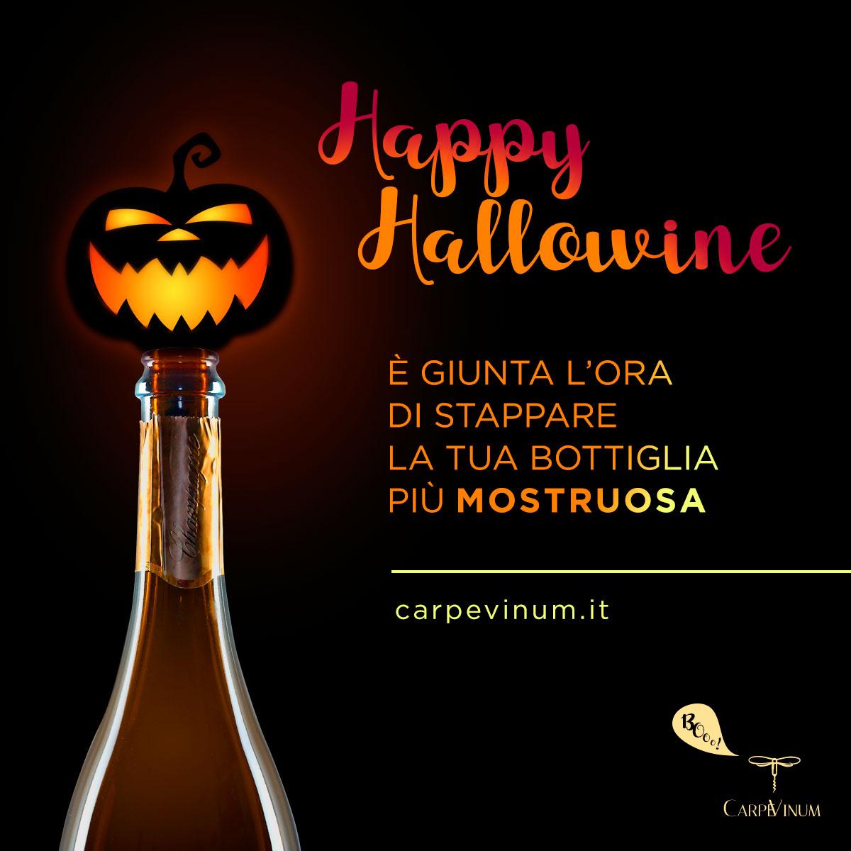 Buon Hallowine da Carpe Vinum!