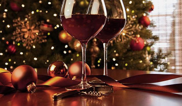 """a Natale un vino è...""""presente"""""""