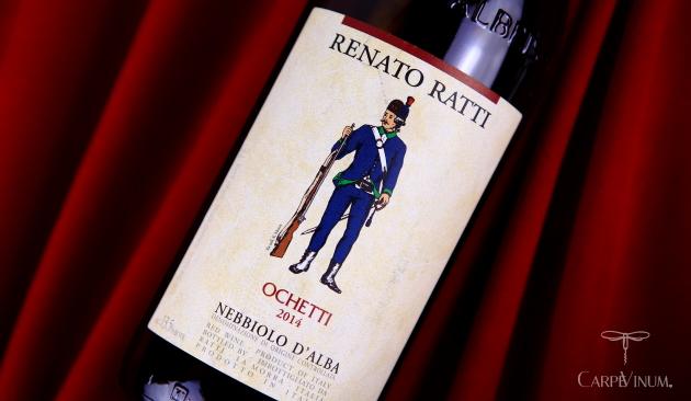 Nebbiolo Ochetti Ratti 2014